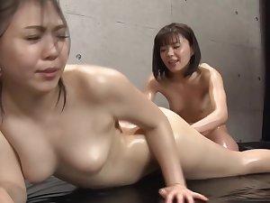Asian Lesbian Teanna Kai Kitty Lick Learn To Cum