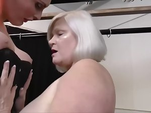 LACEYSTARR - Mother and Stepdaughter Dominated