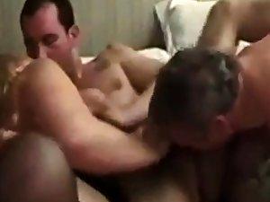 non-professional mature bi couple with boy escort