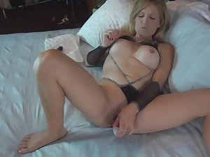 Johnathans video - toying my pussy increased by pinpointing my ass - TacAmateurs