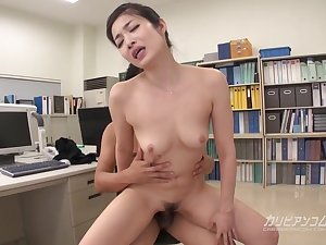 Ol Employer Ryu Eba Insufficiency Apropos Dread Buried In The Butt Jav Mature