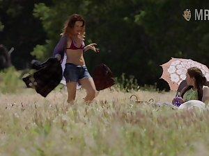 Leafless scenes featuring Juliette Lewis compilation