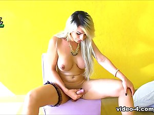 Ana Kelly Is Gorgeous - Brazilian-Transsexuals